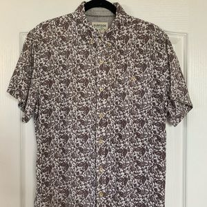 Surfside Supply Company short sleeve button down